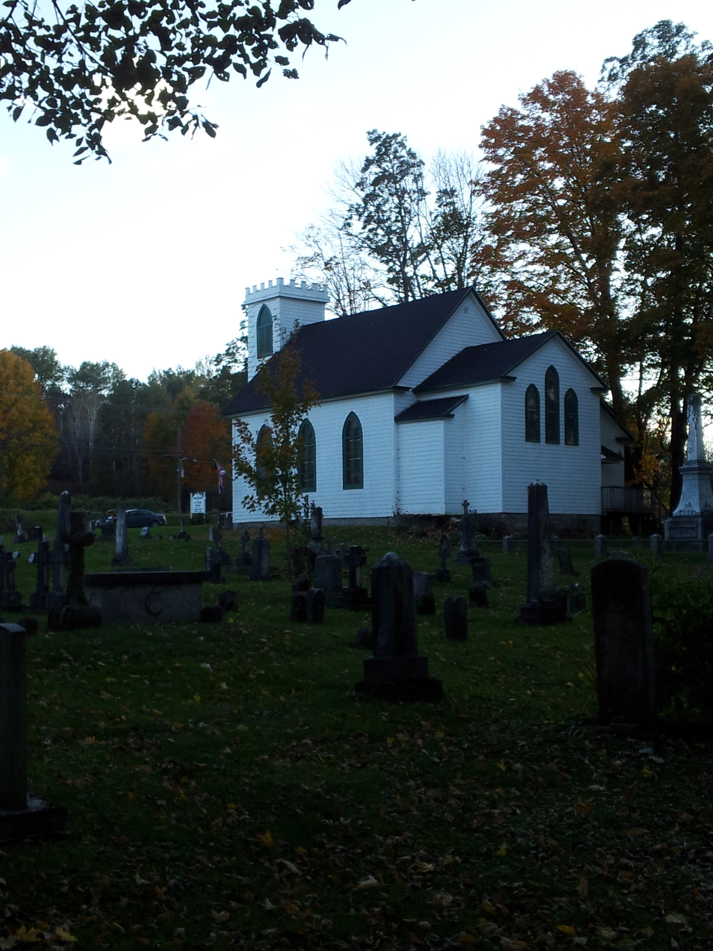 St. Peter's Graveyard