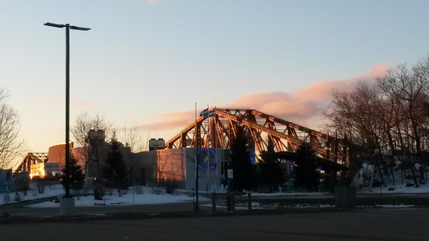 Pont du Quebec