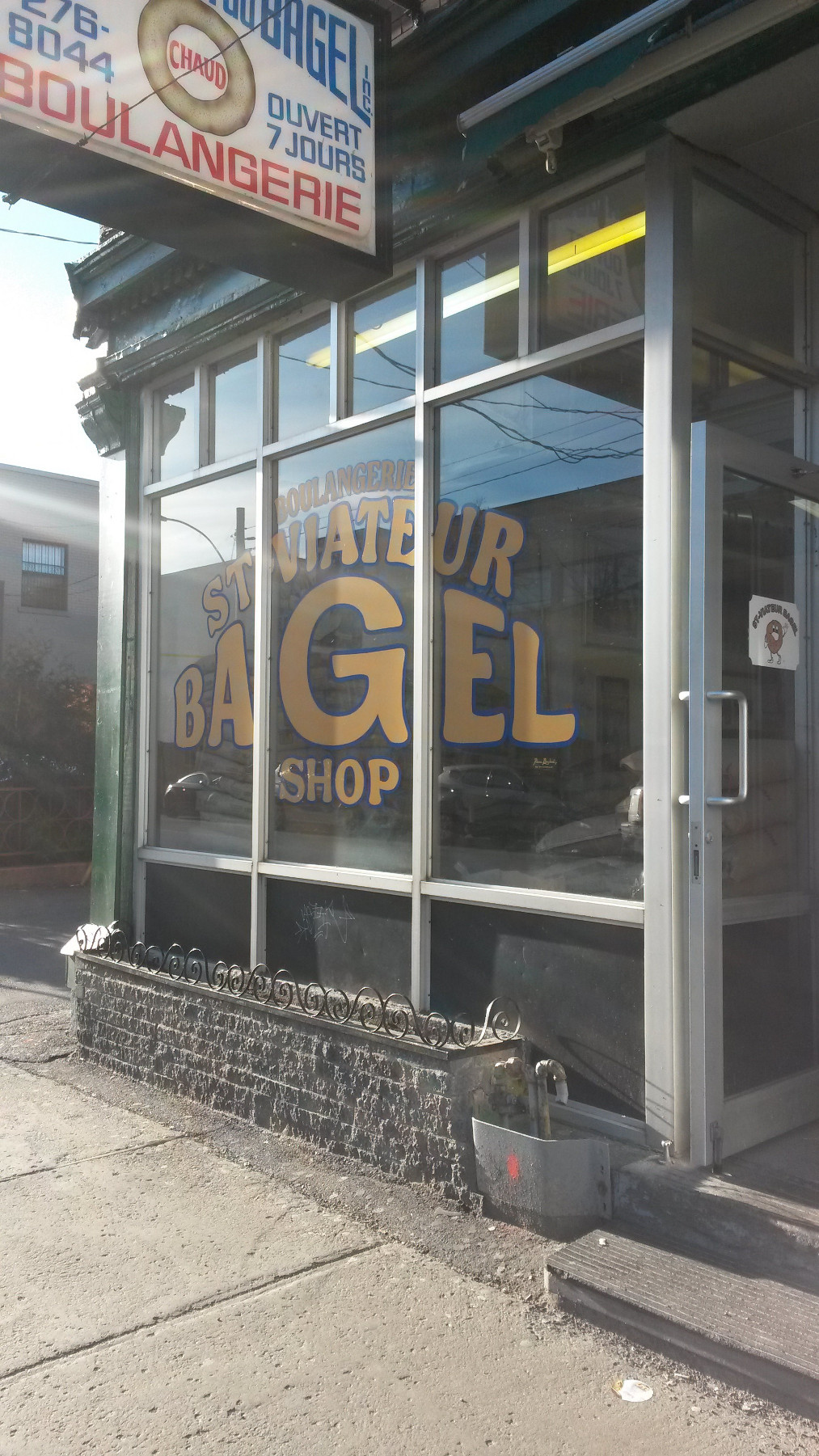 Saint-Viateur Bagels