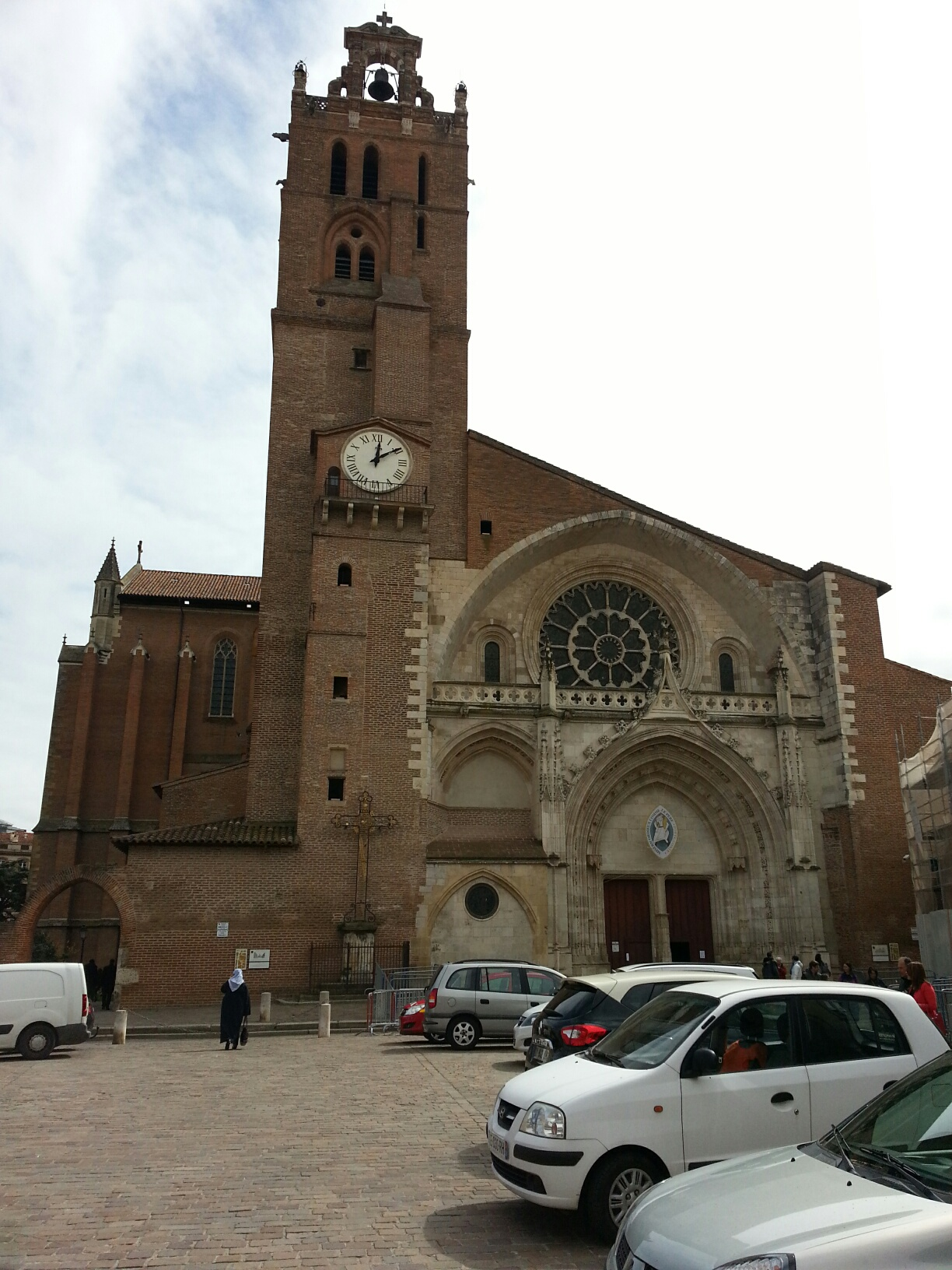 Cathedral in Toulouse