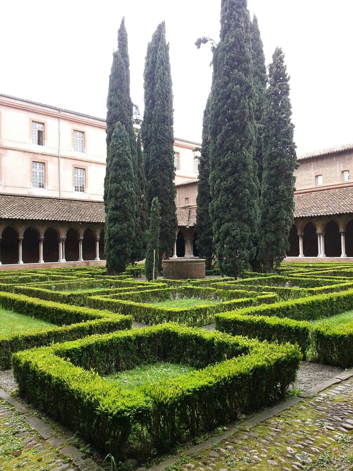 Jacobins cloister