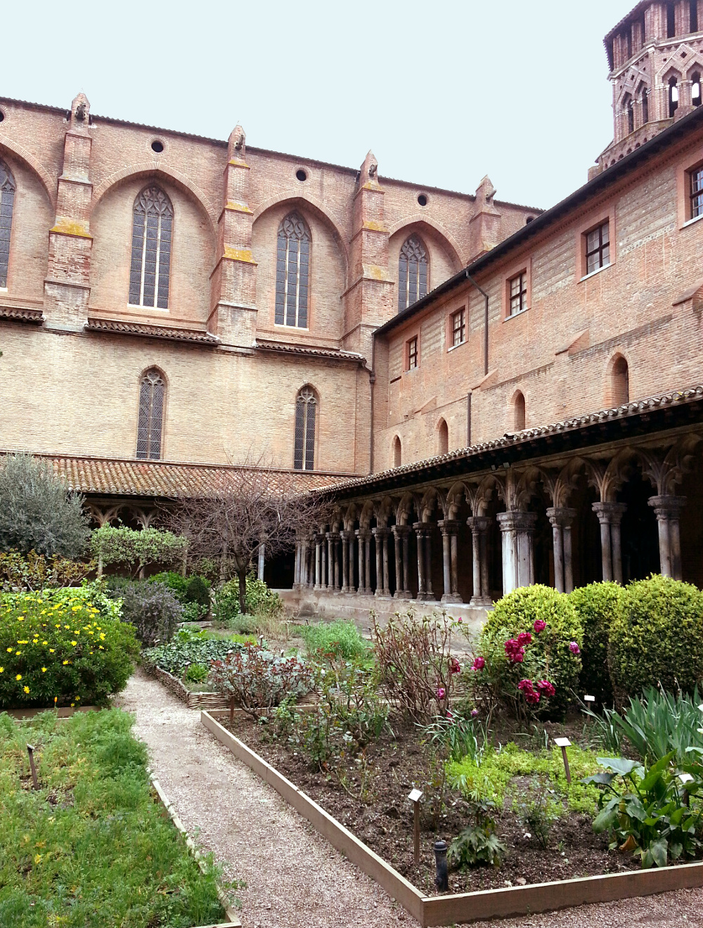 Augustins cloister, Toulouse