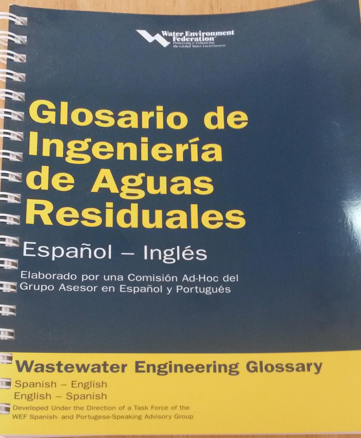 WEF Spanish-English Glossary