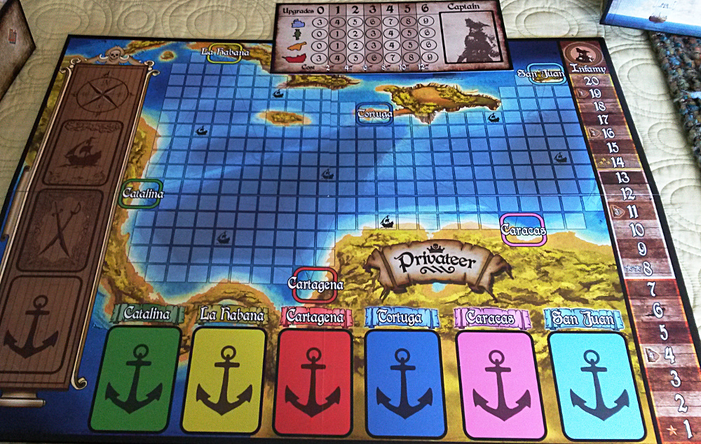 Privateer Board