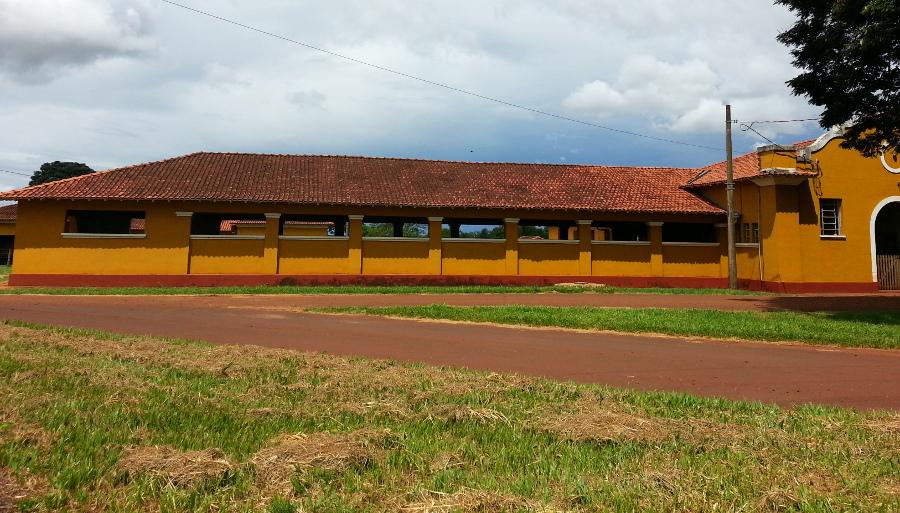 USP Pirassununga, former farm
