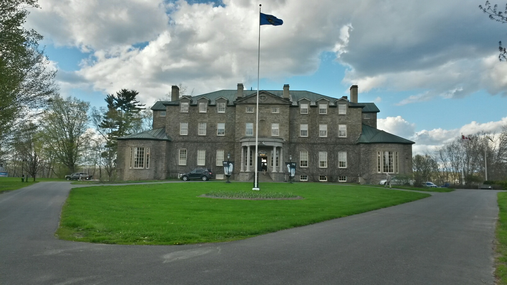 Photograph of Old Government House