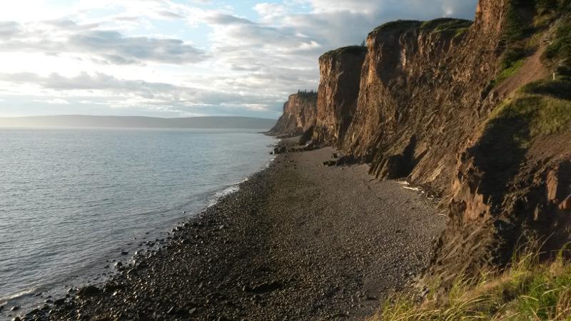 Cape d'Or cliffs