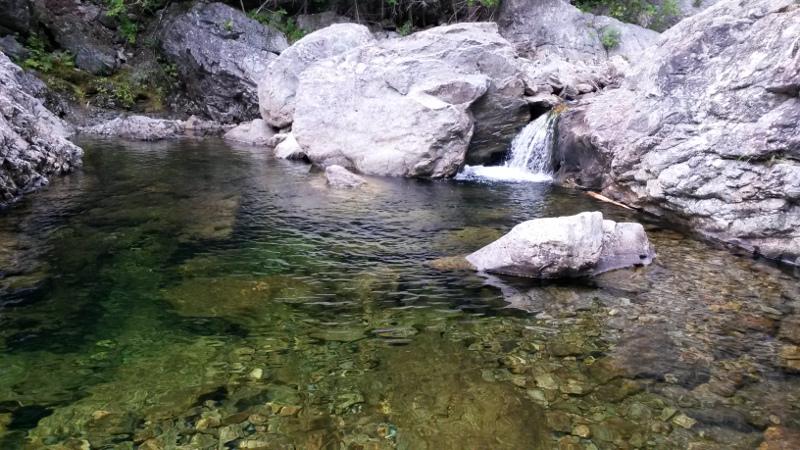 Bennett Brook Falls