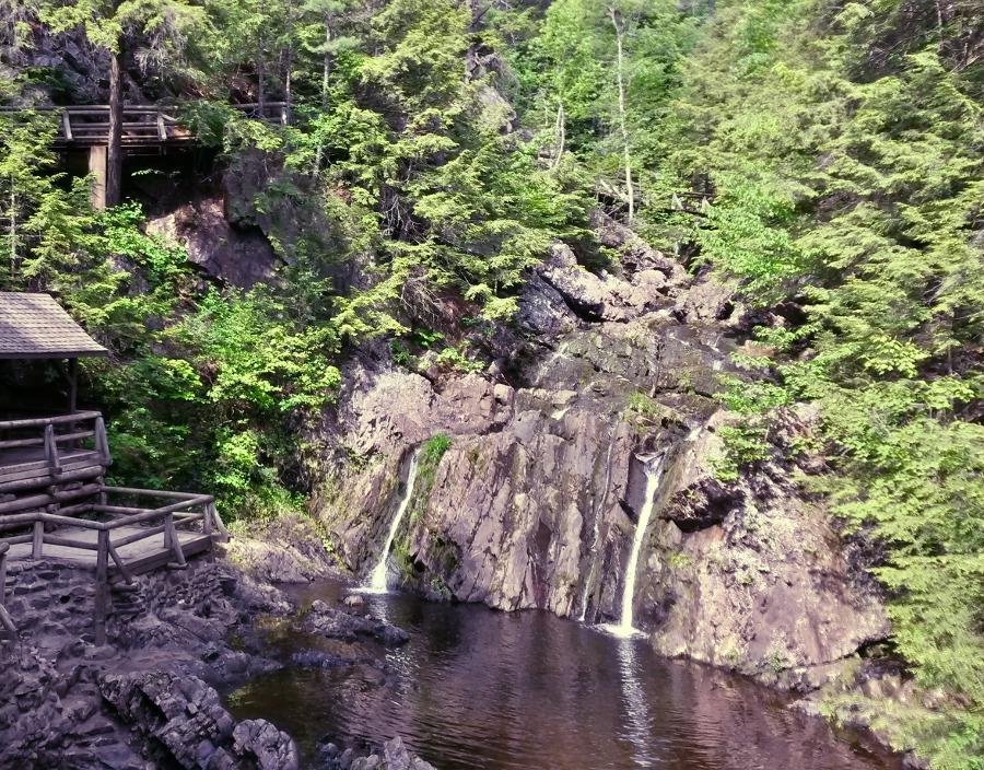 Joseph Howe Falls, Victoria Park
