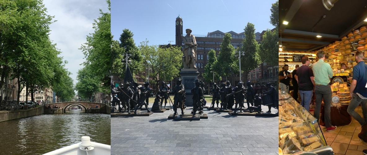 Amsterdam scenes