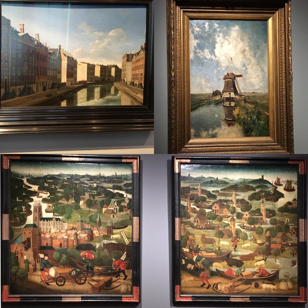 A few Rijksmuseum paintings