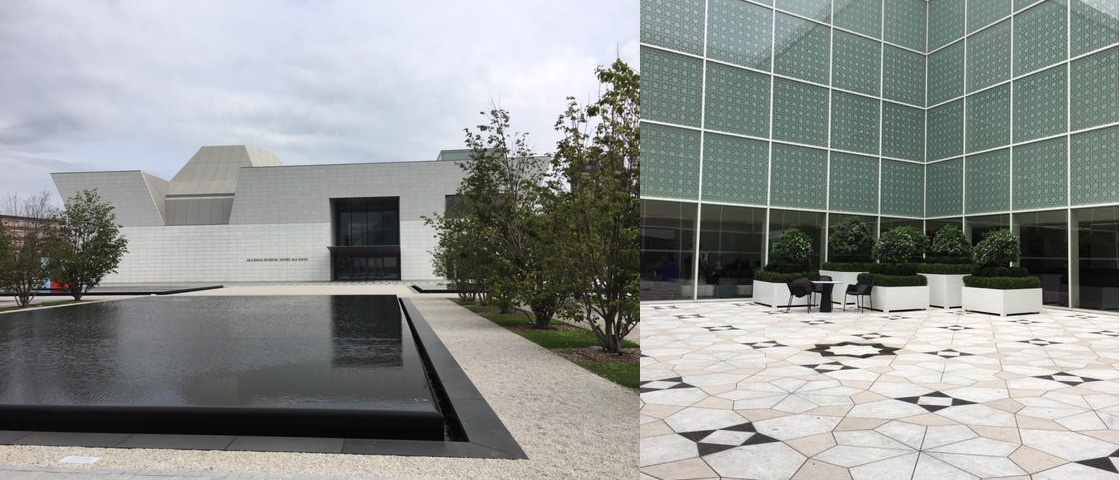 Aga Khan Museum architecture